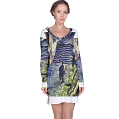 Banks Of The Seine KPA Long Sleeve Nightdresses
