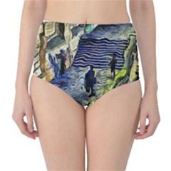Banks Of The Seine KPA High-Waist Bikini Bottoms