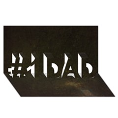 Urban Grunge #1 DAD 3D Greeting Card (8x4)