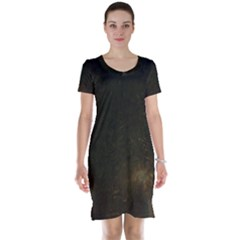 Urban Grunge Short Sleeve Nightdresses
