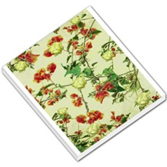 Vintage Style Floral Design Small Memo Pads