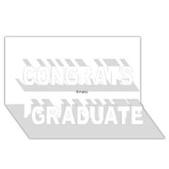 Comic Book I m    I m Sorry! Congrats Graduate 3d Greeting Card (8x4)