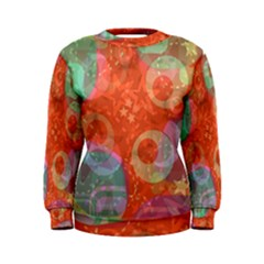 Fading shapes Sweatshirt