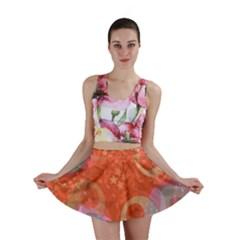 Fading shapes Mini Skirt