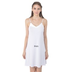 STAND BACK I M GOING TO DO SCIENCE Camis Nightgown