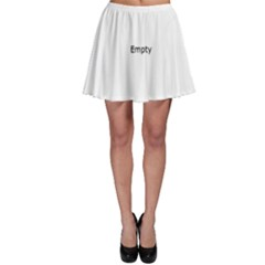 Atomic Structure Skater Skirts