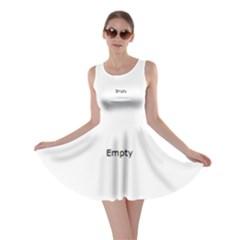 Dna Fingerprint Skater Dresses