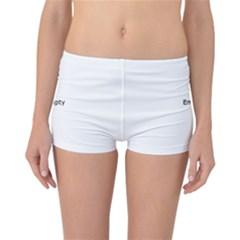 Colour Fields Round Reversible Boyleg Bikini Bottoms