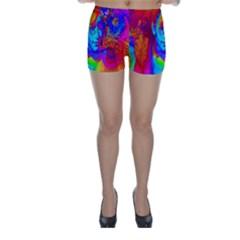 Brainstorm Skinny Shorts
