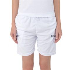 Colour Blindness Women s Basketball Shorts