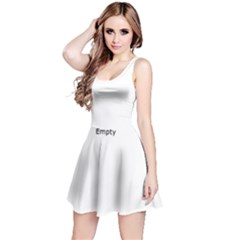 Eye Illustration Reversible Sleeveless Dresses