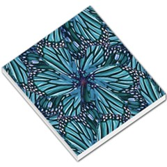 Modern Floral Collage Pattern Small Memo Pads
