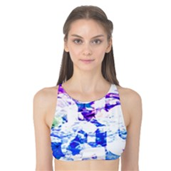 Officially Sexy Candy Collection Blue Tank Top Bikini
