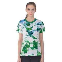 Officially Sexy Candy Collection Green Short Sleeve T Shirt