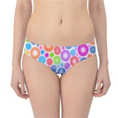 Candy Color s Circles Hipster Bikini Bottoms