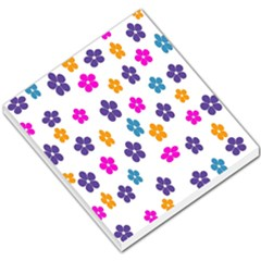 Candy Flowers Small Memo Pads