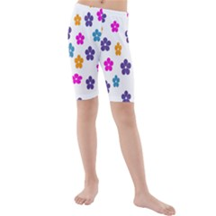 Candy Flowers Kid s swimwear