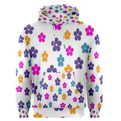 Candy Flowers Men s Pullover Hoodies