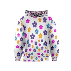 Candy Flowers Kid s Pullover Hoodies