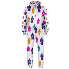Candy Flowers Hooded Jumpsuit (Men)