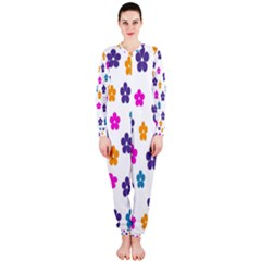Candy Flowers OnePiece Jumpsuit (Ladies)