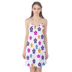 Candy Flowers Camis Nightgown