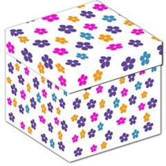 Candy Flowers Storage Stool 12