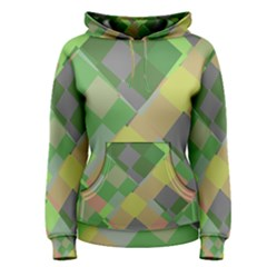 Squares And Other Shapes Pullover Hoodie