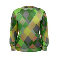 Squares and other shapes Sweatshirt