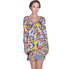Colorful Chaos Nightdress