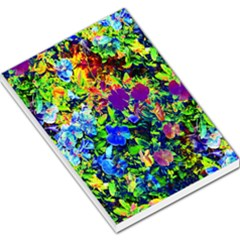 The Neon Garden Large Memo Pads