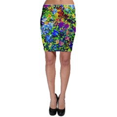 The Neon Garden Bodycon Skirts