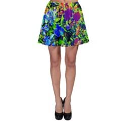 The Neon Garden Skater Skirts
