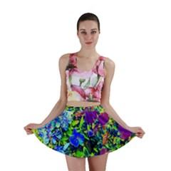 The Neon Garden Mini Skirts