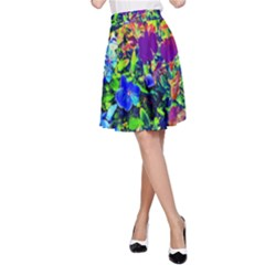 The Neon Garden A Line Skirts
