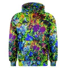 The Neon Garden Men s Pullover Hoodies