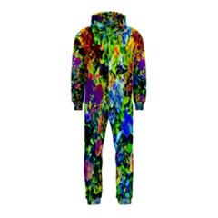 The Neon Garden Hooded Jumpsuit (kids)