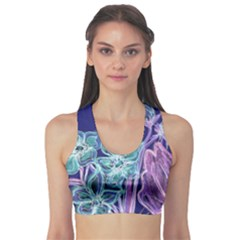 Bluepurple Sports Bra