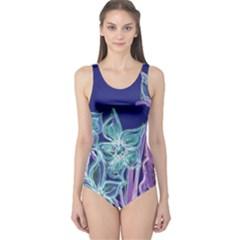 Bluepurple Women s One Piece Swimsuits