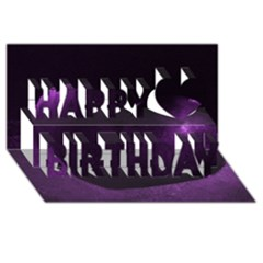 Dsc 03111522222238[1] Happy Birthday 3D Greeting Card (8x4)