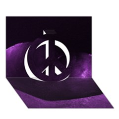 Dsc 03111522222238[1] Peace Sign 3d Greeting Card (7x5)