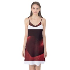 Red Heart Camis Nightgown