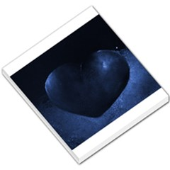 Blue Heart Collection Small Memo Pads
