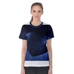 Blue Heart Collection Women s Cotton Tees
