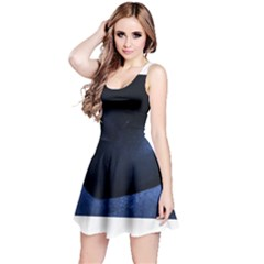 Blue Heart Collection Reversible Sleeveless Dresses
