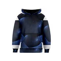 Blue Heart Collection Kid s Pullover Hoodies
