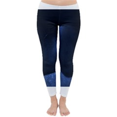 Blue Heart Collection Winter Leggings