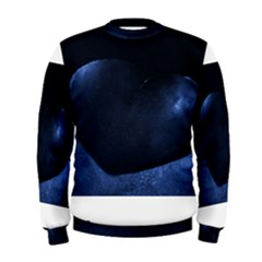 Blue Heart Collection Men s Sweatshirts