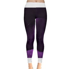 Purple Heart Collection Women s Leggings