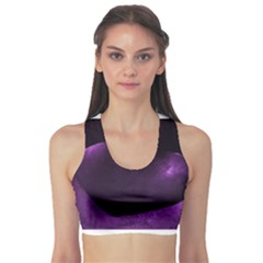 Purple Heart Collection Sports Bra